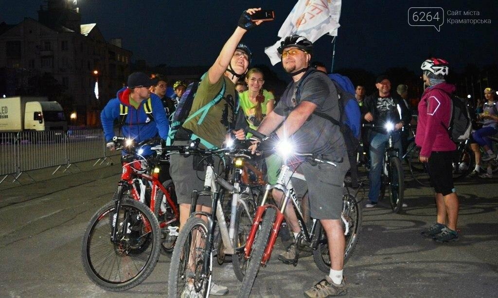 Жители Краматорска на день променяли авто на велосипеды, фото-2