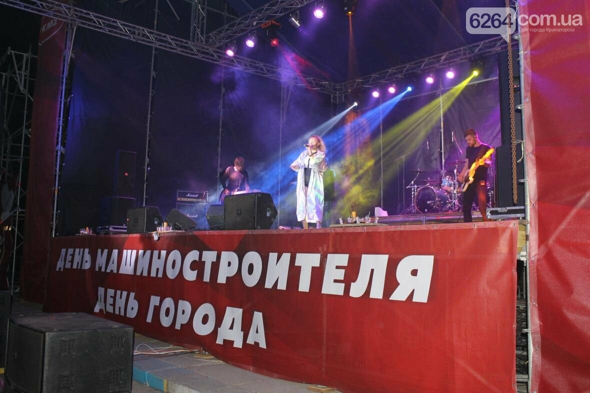 День машиностроителя в Краматорске: выступили Alyosha, Tamerlan и Alena , фото-7