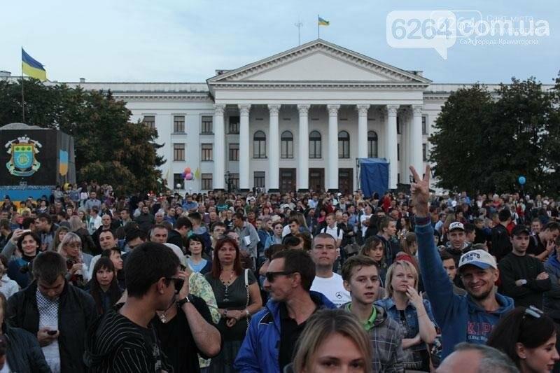 День города и День Машиностроителя в Краматорске собрал 15 тысяч человек, фото-1