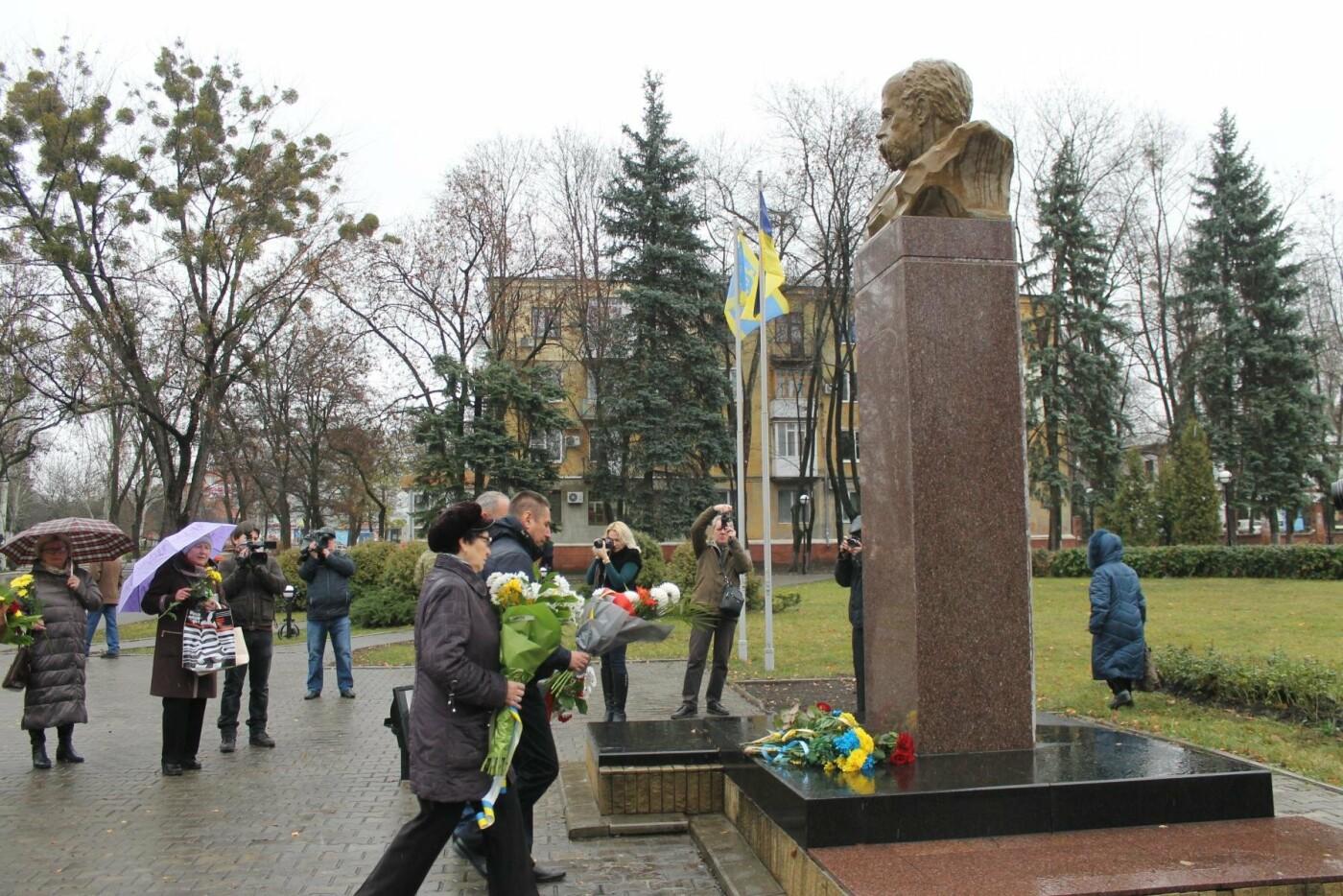 В Краматорске прошел митинг ко Дню Достоинства и Свободы, фото-5