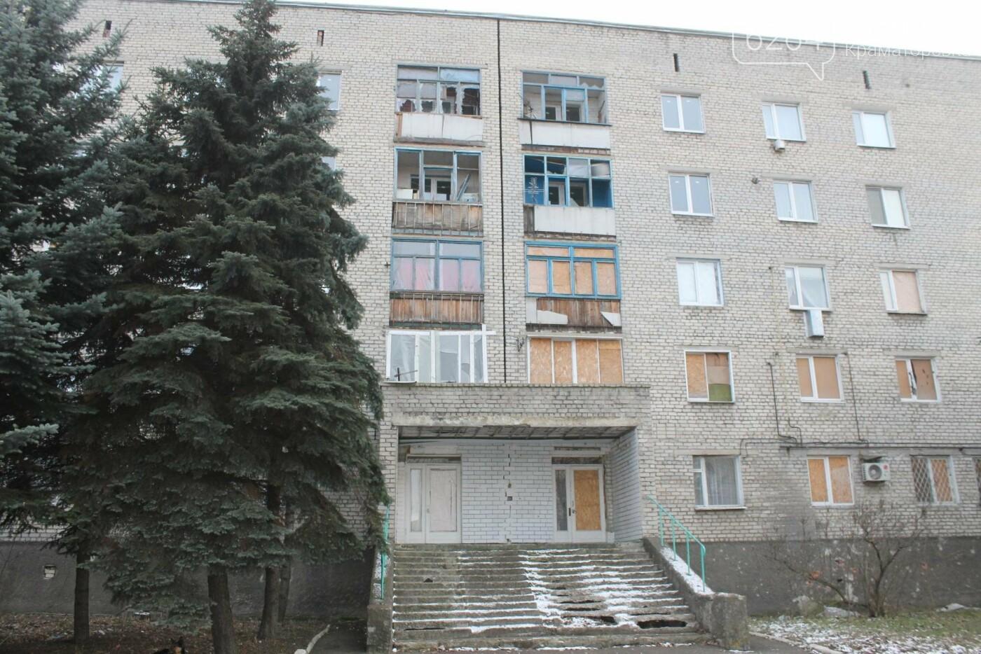 Необъявленная война глазами очевидцев: Марьинка - тонкая граница между стабильностью и разрушенным благополучием , фото-7