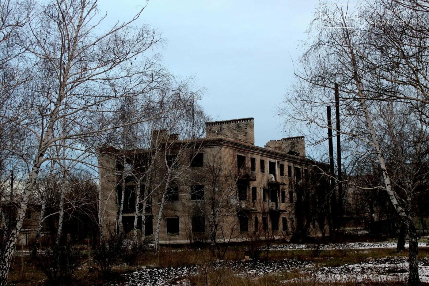 Необъявленная война глазами очевидцев: Марьинка - тонкая граница между стабильностью и разрушенным благополучием , фото-10