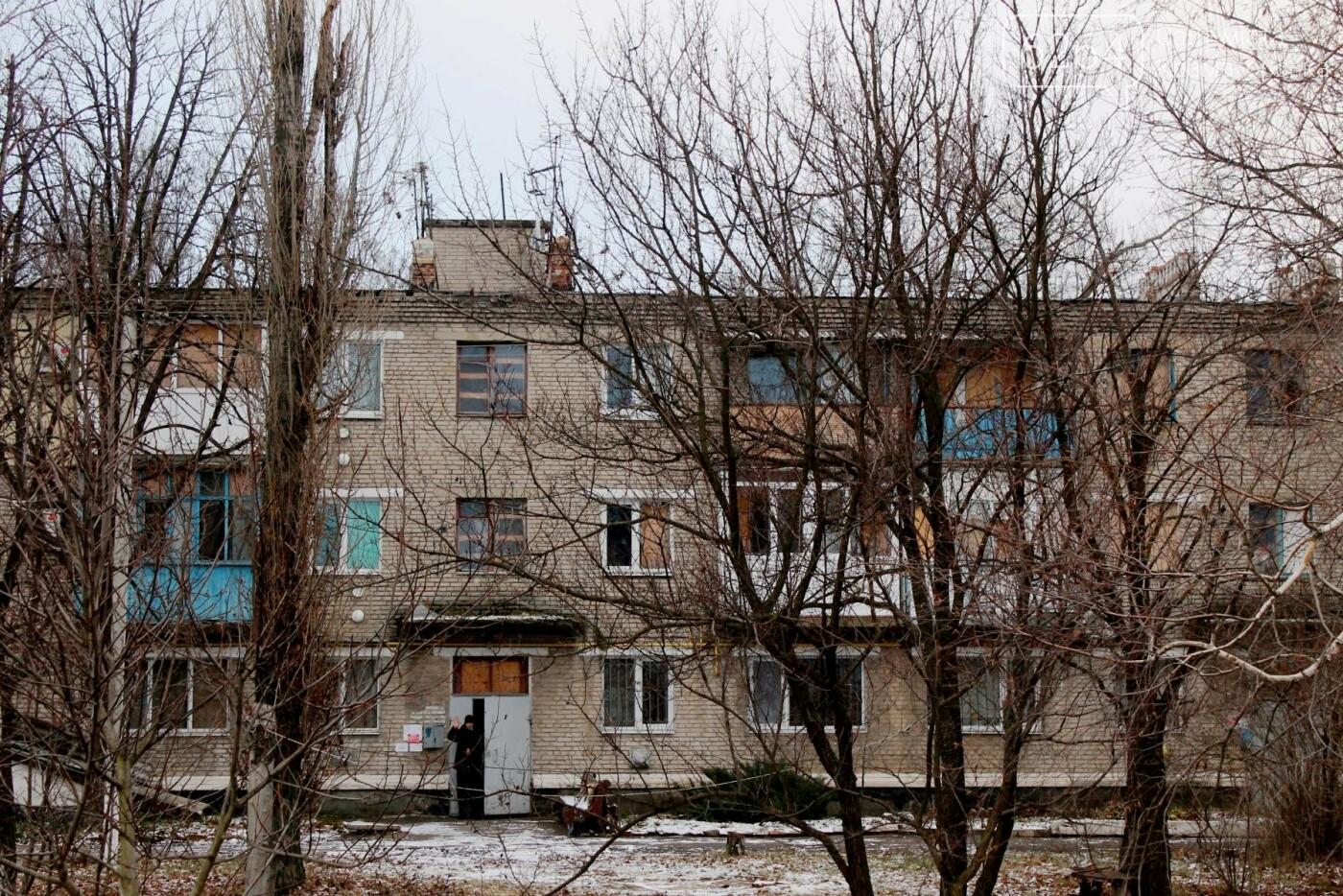 Необъявленная война глазами очевидцев: Марьинка - тонкая граница между стабильностью и разрушенным благополучием , фото-8