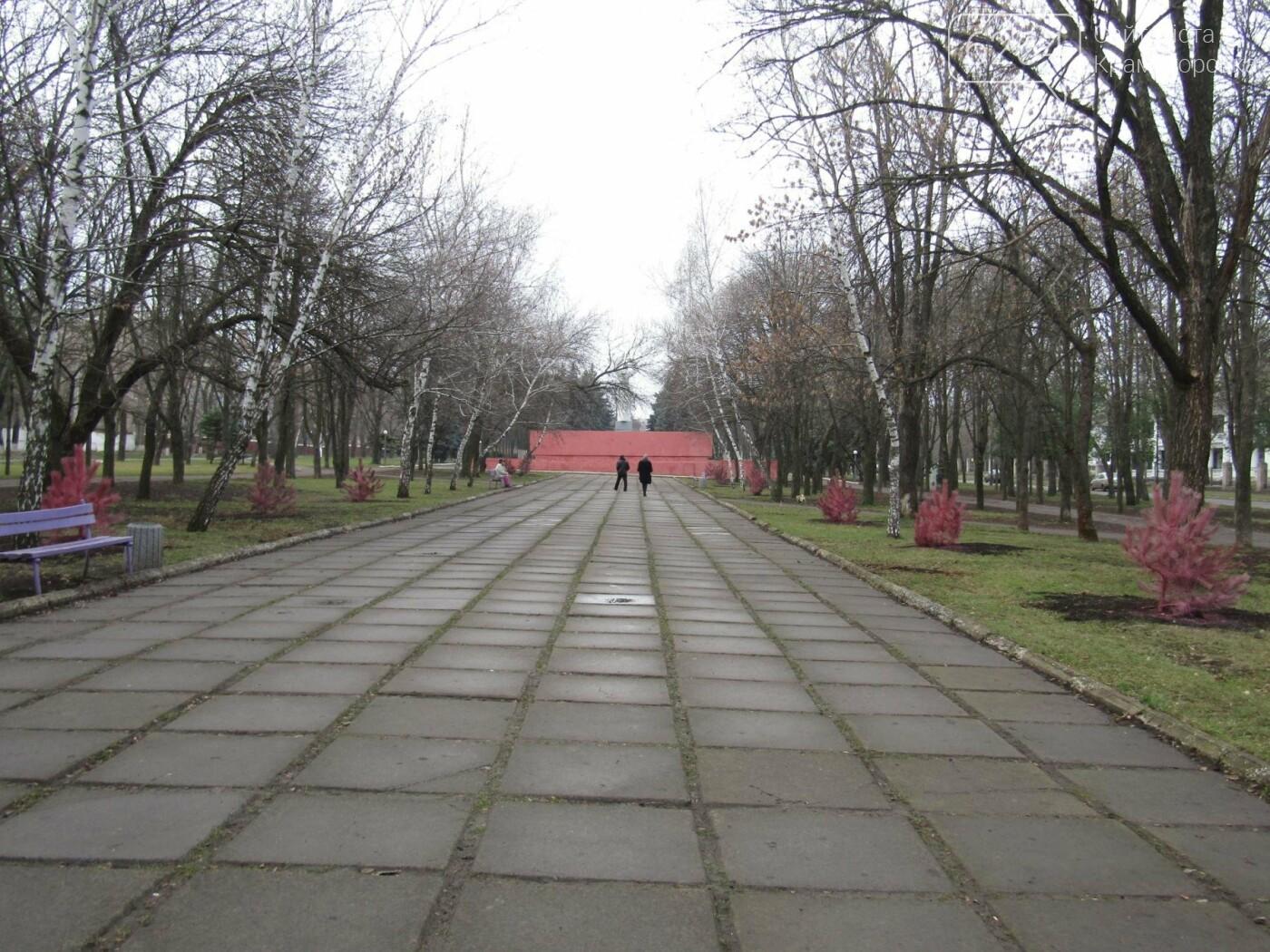 В Краматорске ели были зелеными, а стали – розовыми, фото-3