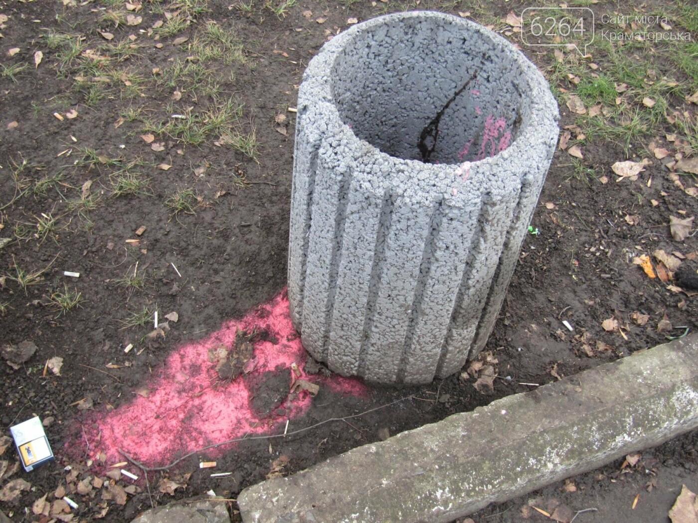 В Краматорске ели были зелеными, а стали – розовыми, фото-4