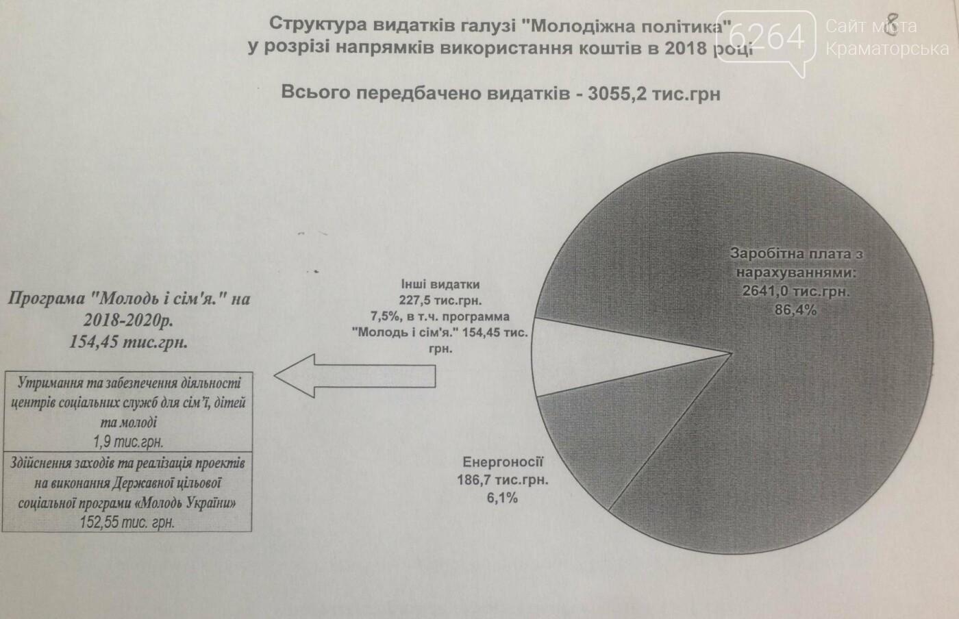 В Краматорске утвержден городской бюджет на 2018 год, фото-6