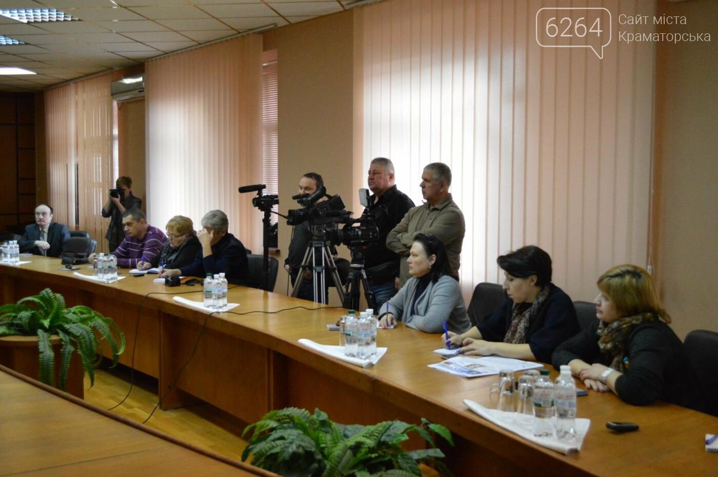 В Краматорске прошла пресс-конференция, на которой подвели итоги работы НКМЗ, фото-3