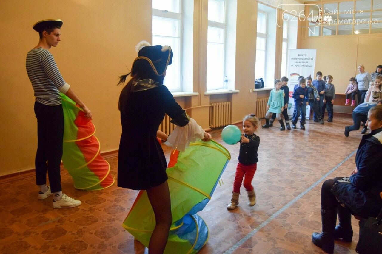 Краматорский Центр психосоциальной адаптации подарил детям из числа ВПЛ волшебный праздник ко Дню Святого Николая , фото-4