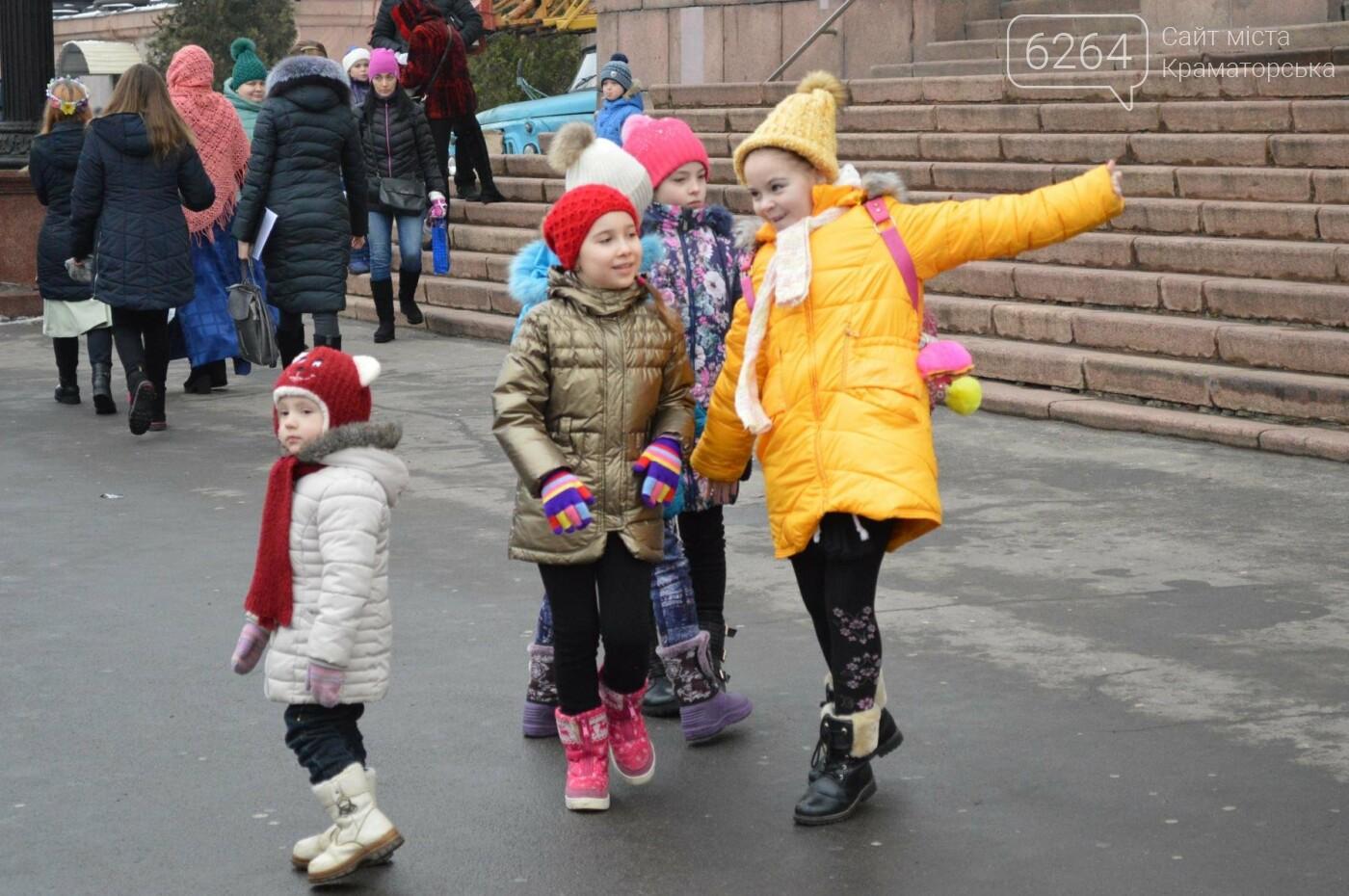 Краматорск празднует Масленицу, фото-3