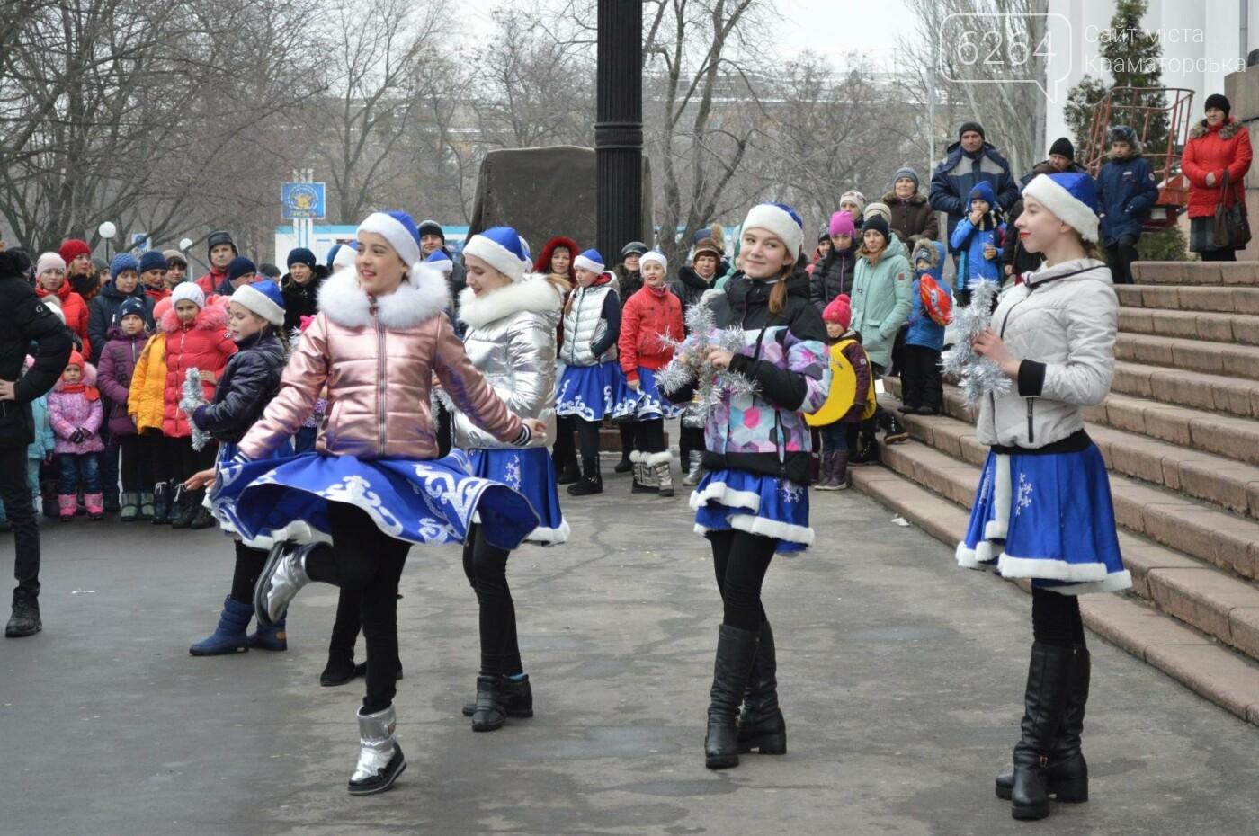 Краматорск празднует Масленицу, фото-4