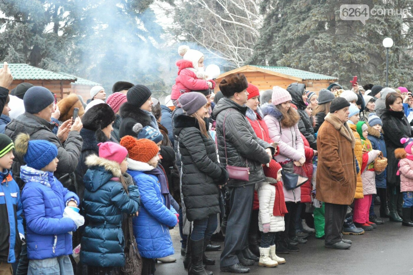Краматорск празднует Масленицу, фото-5