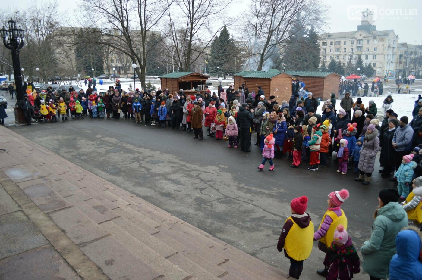 Краматорск празднует Масленицу, фото-9