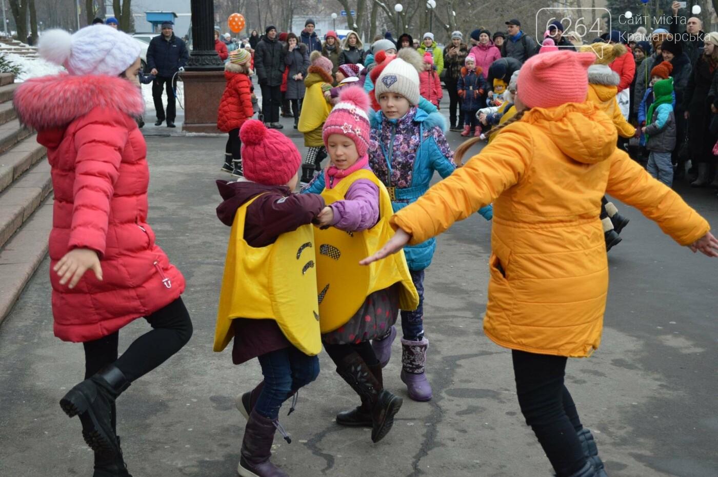 Краматорск празднует Масленицу, фото-8