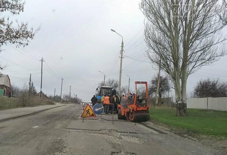 В Старом городе коммунальщики зашевелились: начат ремонт дорожного покрытия, фото-1