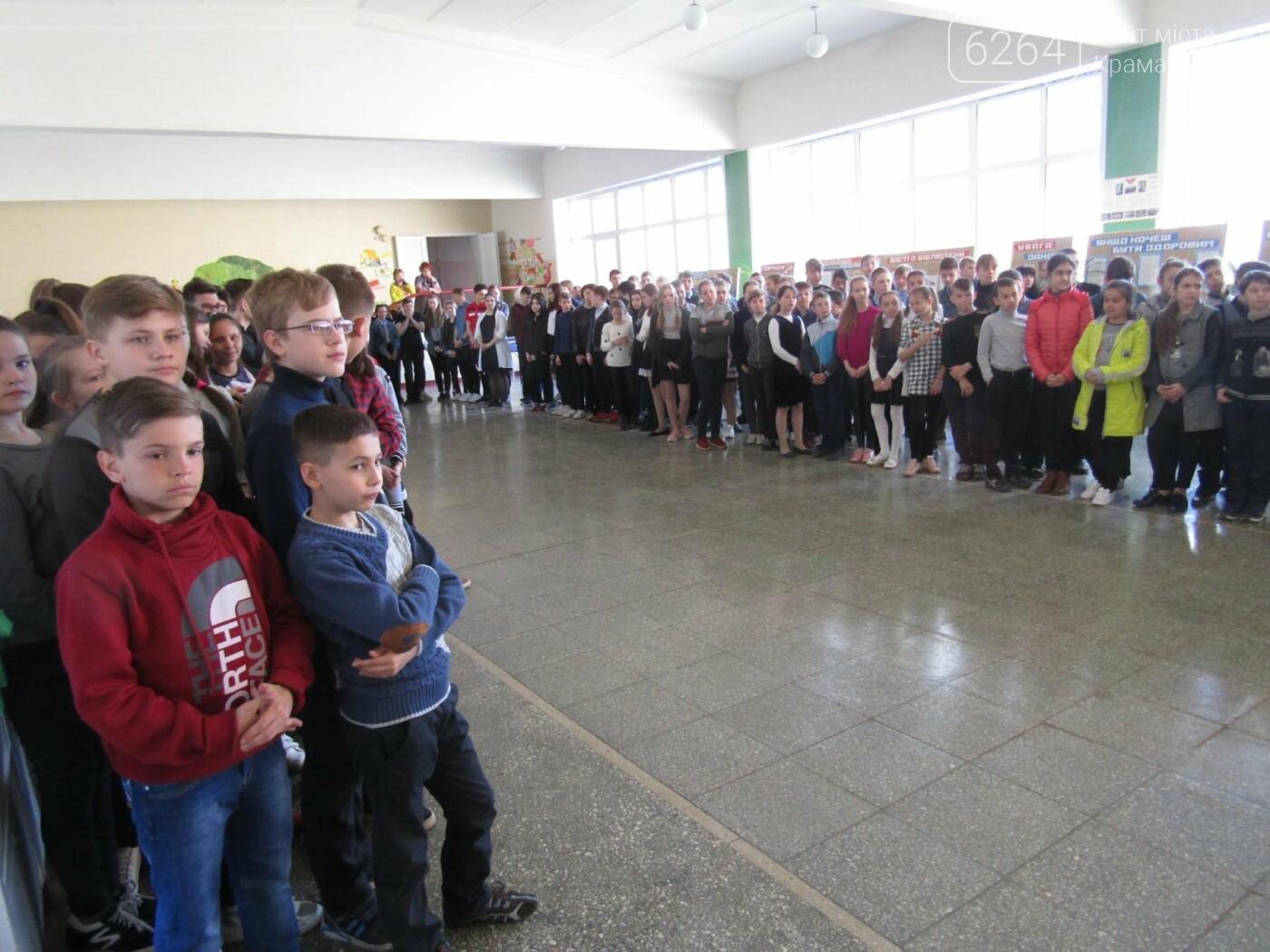 ОШ №24 Краматорска стала первой в городе, где школьники перешли на раздельный сбор отходов, фото-3