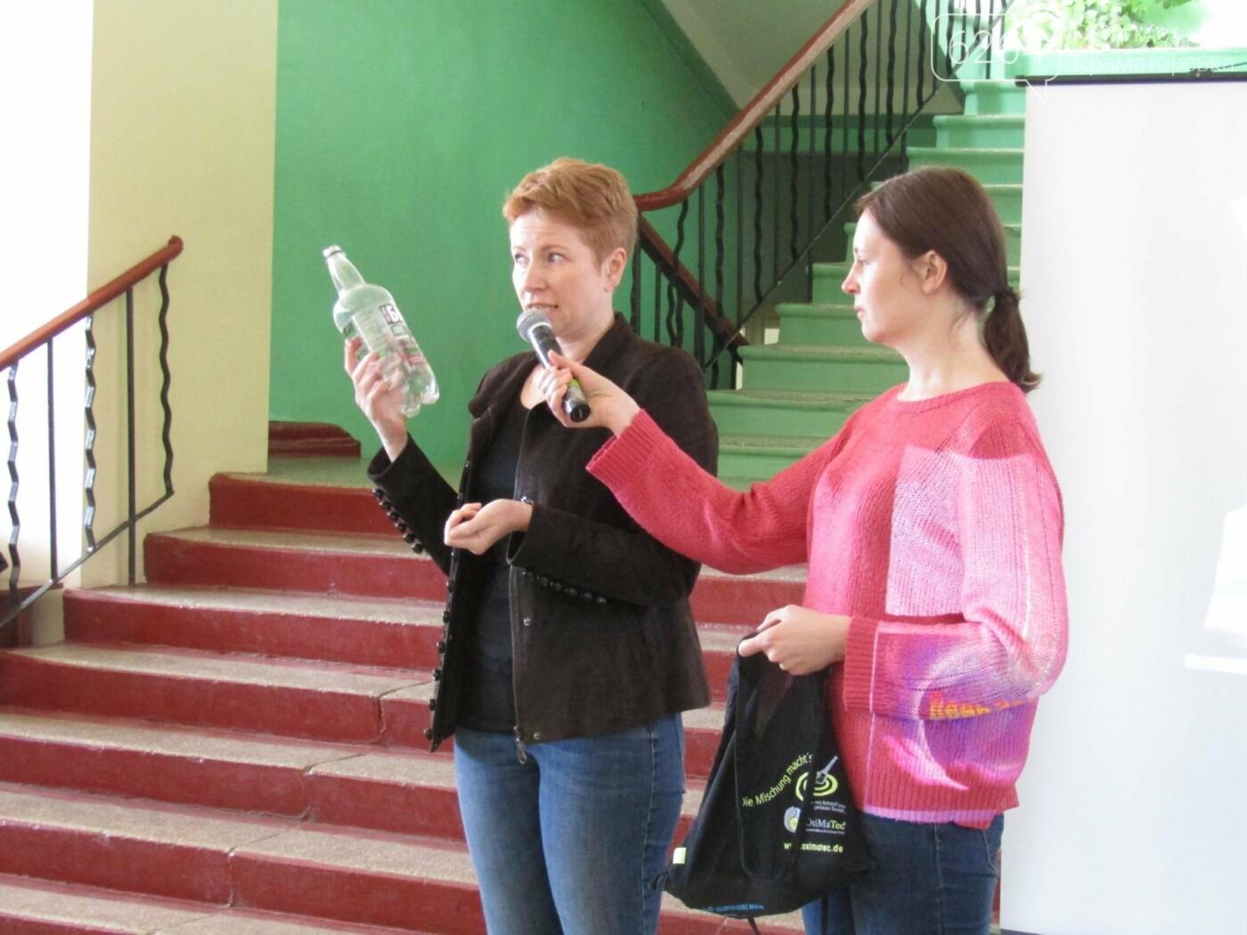 ОШ №24 Краматорска стала первой в городе, где школьники перешли на раздельный сбор отходов, фото-5