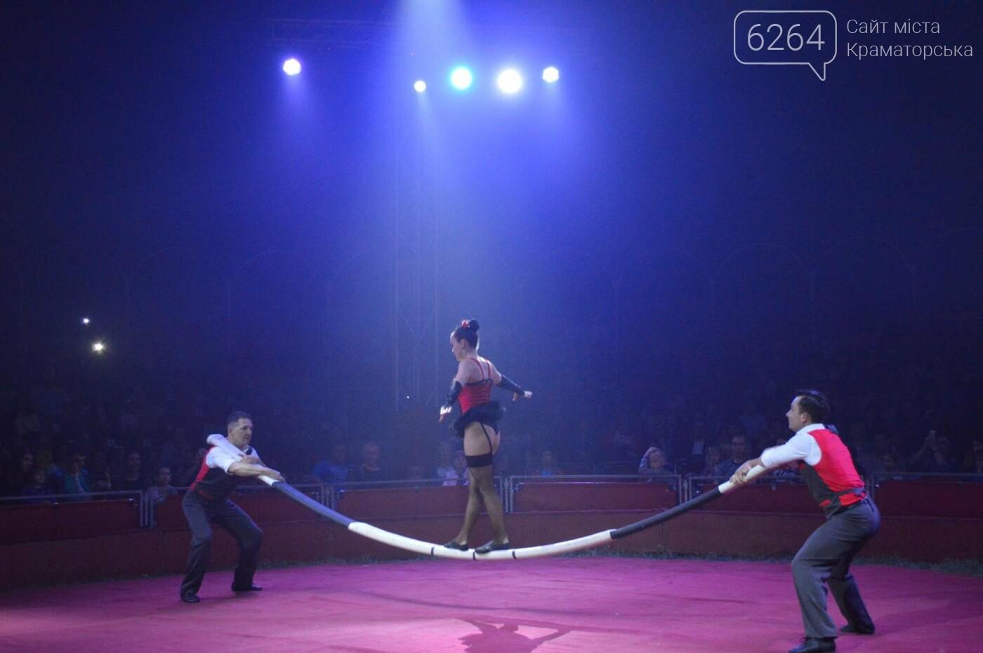 Новое шоу цирка «Кобзов» произвело фурор в Краматорске, фото-7