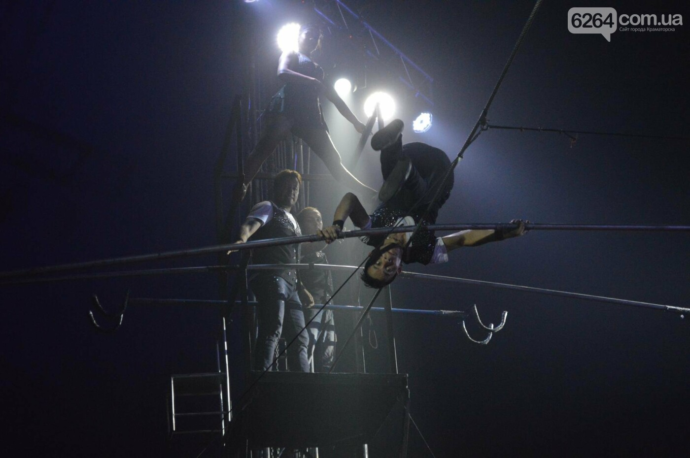 Новое шоу цирка «Кобзов» произвело фурор в Краматорске, фото-9