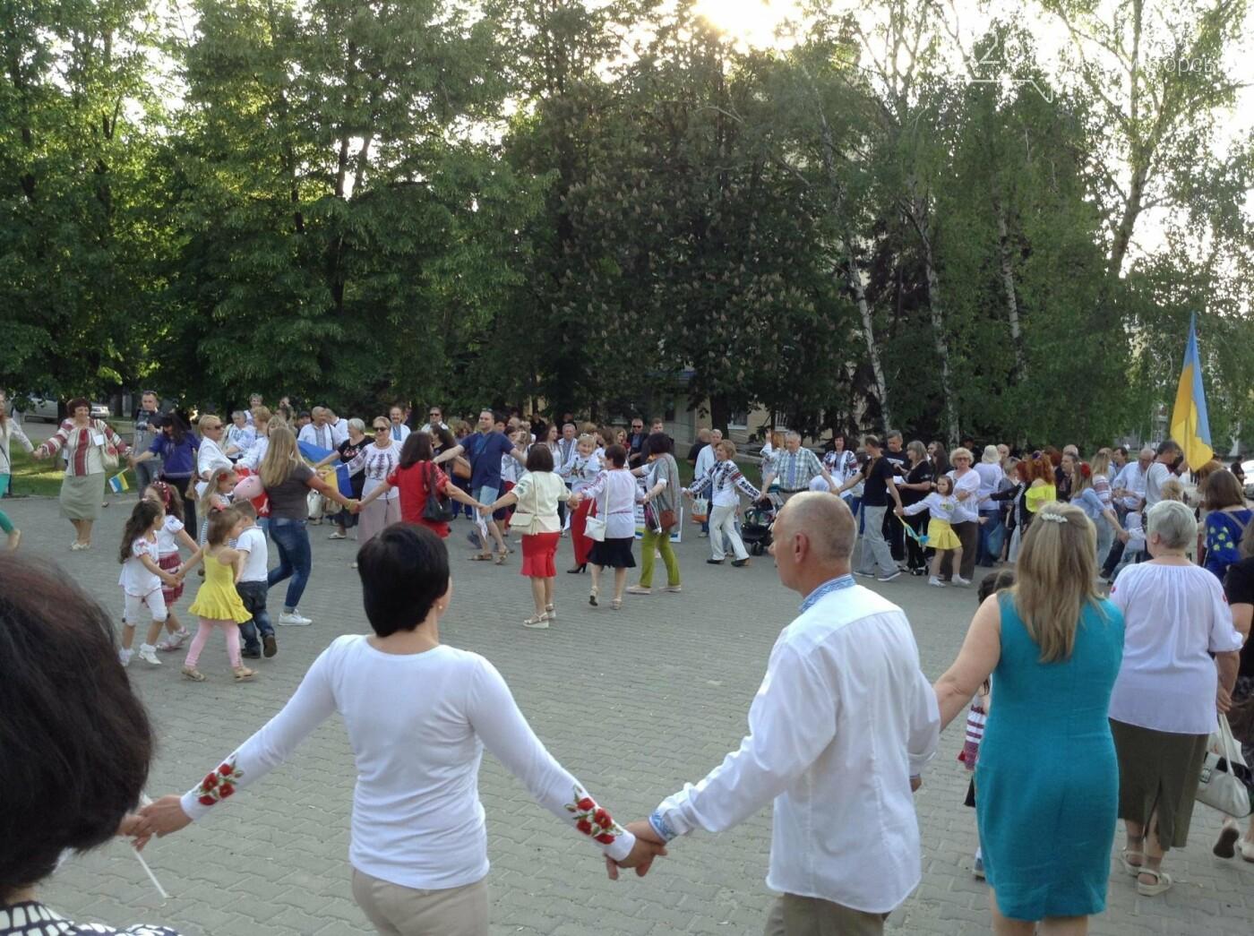 В Краматорске праздничным шествием доказали, что «Вышиванка - это код нации», фото-9