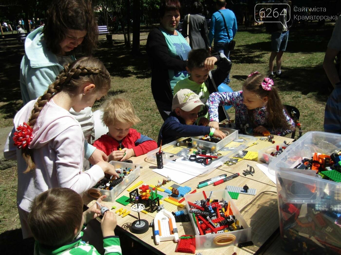 «Фестиваль семьи» порадовал жителей Краматорска, фото-2