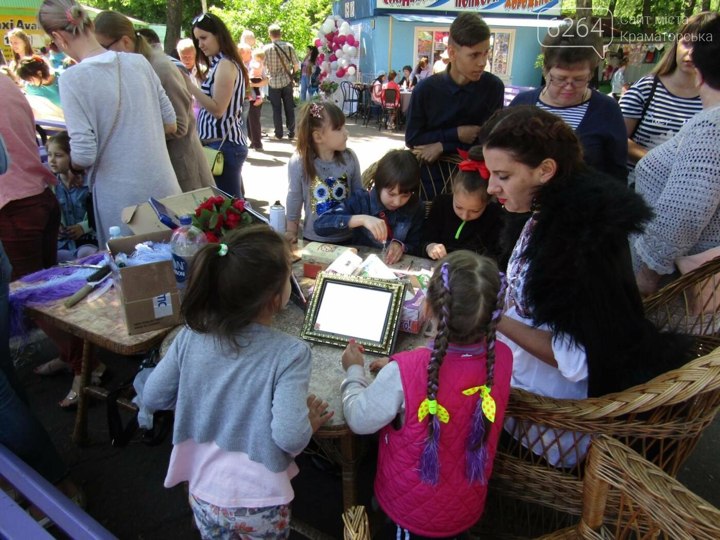 «Фестиваль семьи» порадовал жителей Краматорска, фото-1