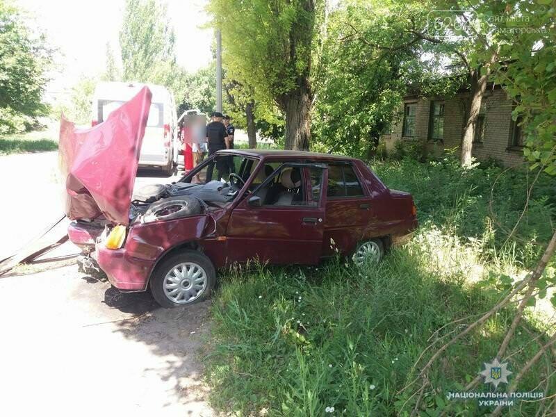 За сутки в ДТП пострадали трое краматорчан, фото-1