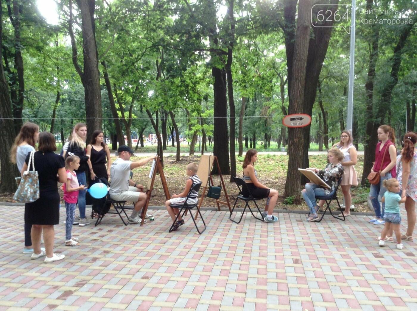 В Краматорске прошел яркий и увлекательный ArchFest, фото-8