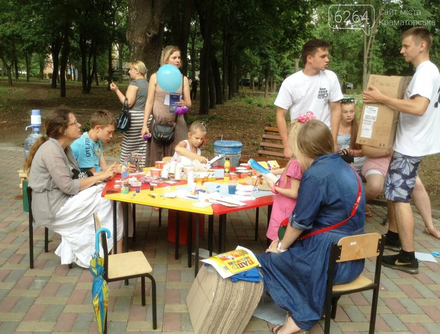 В Краматорске прошел яркий и увлекательный ArchFest, фото-2