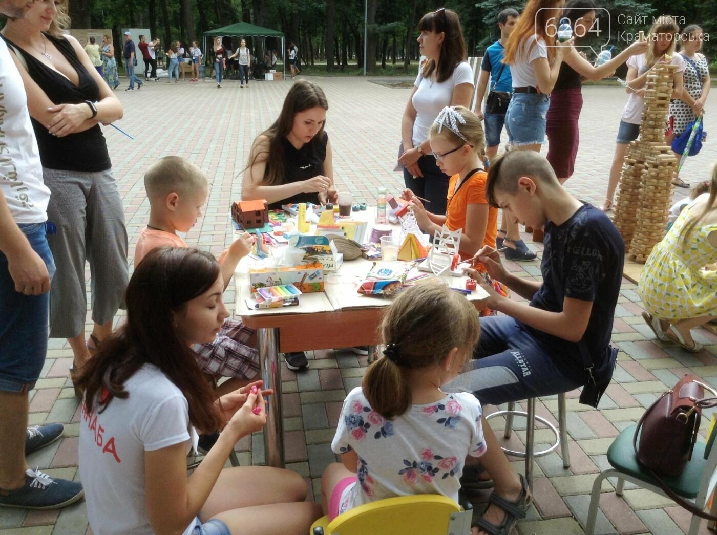 В Краматорске прошел яркий и увлекательный ArchFest, фото-3