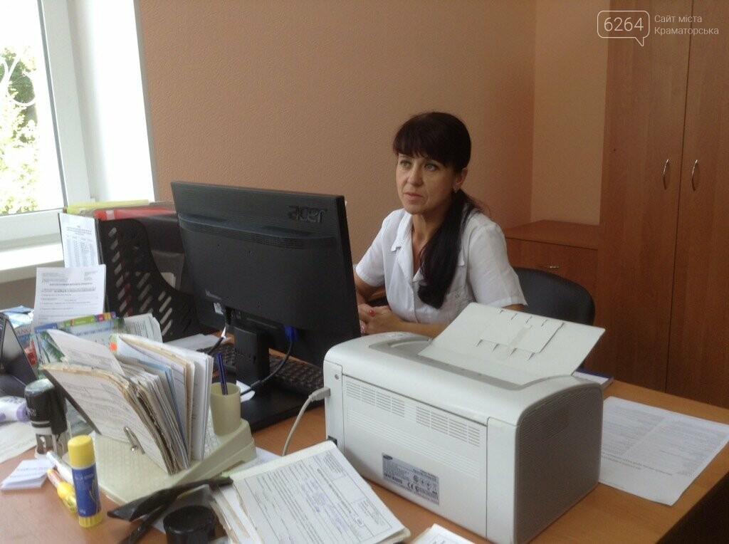 Глава ДонОВГА и первые лица Краматорска с рабочим визитом  побывали в отремонтированной амбулатории в Шабельковке , фото-8