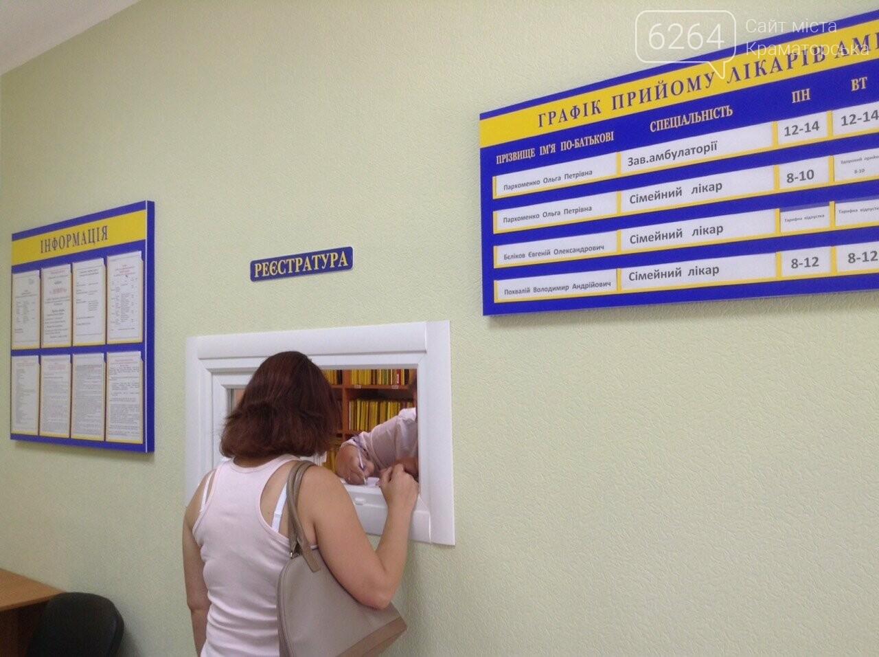 Глава ДонОВГА и первые лица Краматорска с рабочим визитом  побывали в отремонтированной амбулатории в Шабельковке , фото-1