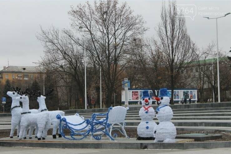В День Святого Николая в Краматорске зажгут главную городскую елку, фото-2