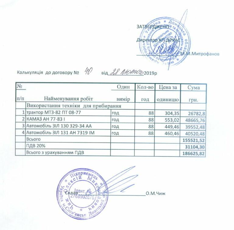 В Краматорске решили купить уборку снега в марте за 186 тысяч гривен, фото-1