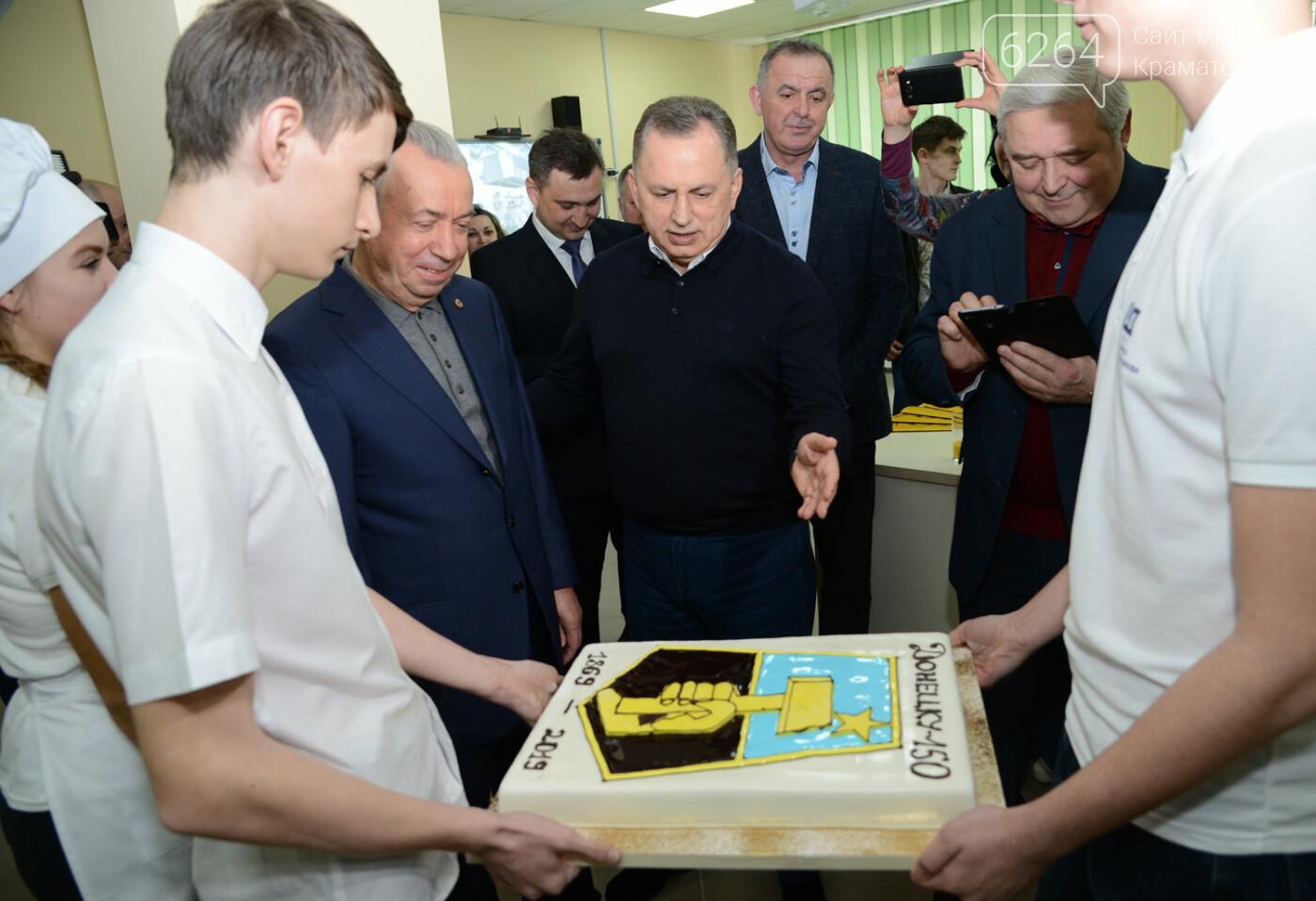 Для жителей Донбасса открыли Школу поварского искусства с бесплатными мастер-классами, фото-1