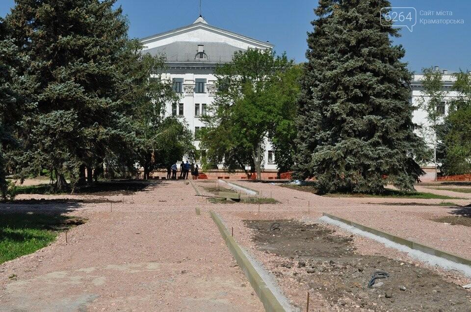 Сквер «Лабіринт» планують відкрити в Краматорську до Дня міста, фото-3
