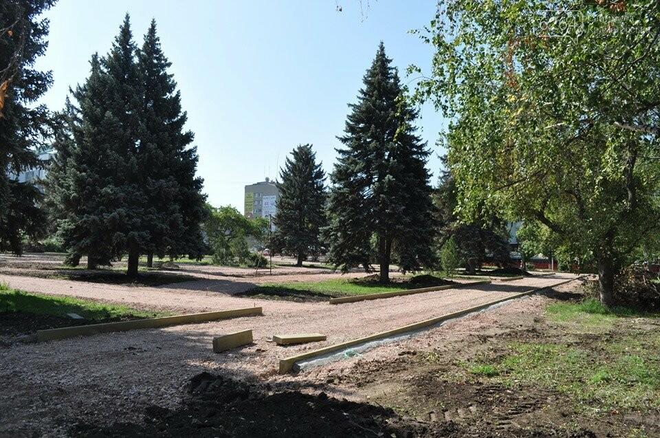 Сквер «Лабіринт» планують відкрити в Краматорську до Дня міста, фото-6