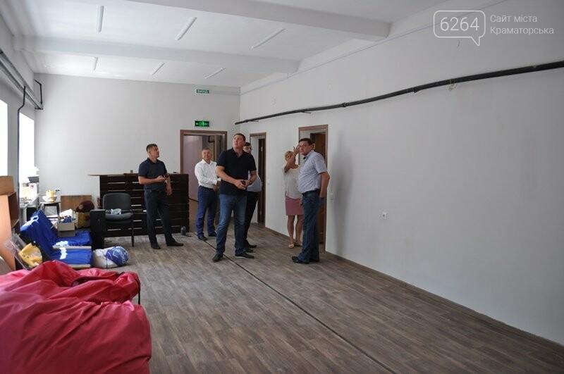 У Краматорську Молодіжний центр невдовзі розпочне свою роботу , фото-4