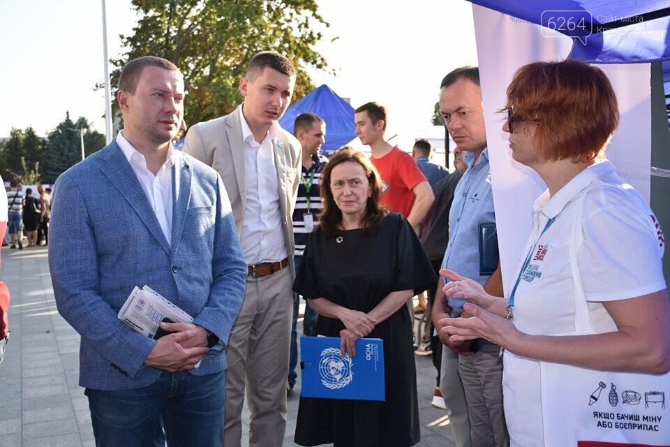 У Краматорську відзначили Всесвітній день гуманітарної допомоги, фото-1