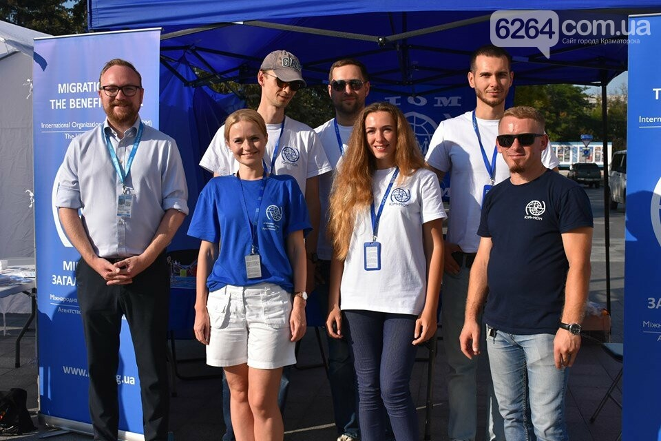 У Краматорську відзначили Всесвітній день гуманітарної допомоги, фото-2