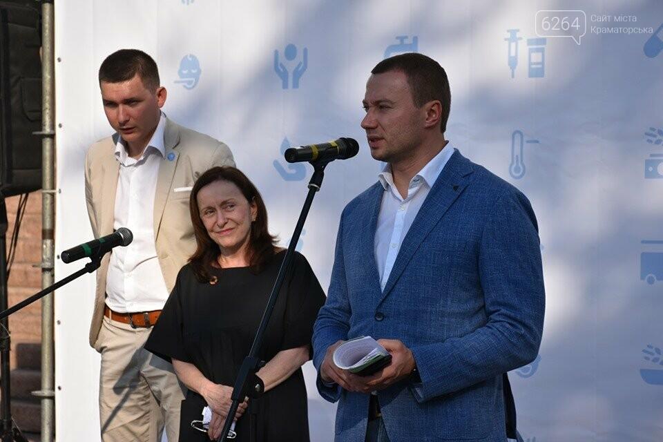 У Краматорську відзначили Всесвітній день гуманітарної допомоги, фото-8