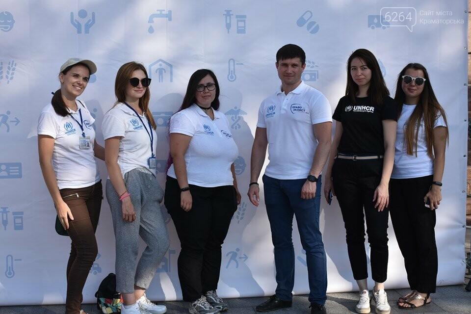 У Краматорську відзначили Всесвітній день гуманітарної допомоги, фото-13
