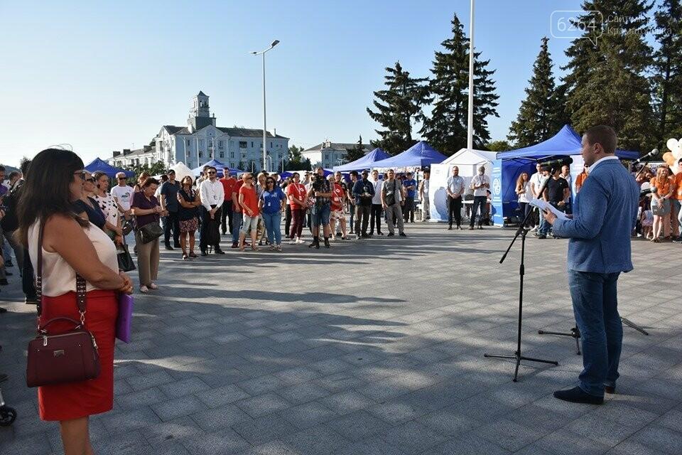 У Краматорську відзначили Всесвітній день гуманітарної допомоги, фото-16