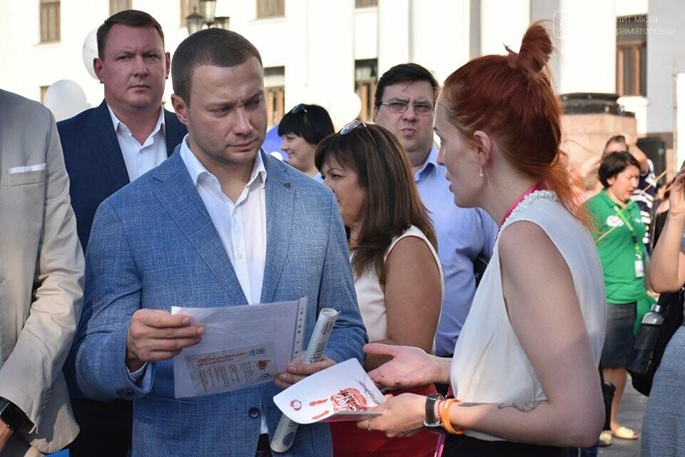 У Краматорську відзначили Всесвітній день гуманітарної допомоги, фото-17