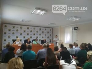 В Краматорске обсудили вопросы по внедрению раздельного сбора бытовых отходов, фото-2