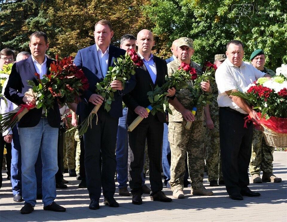 У Краматорську відзначили 76-у річницю звільнення міста від нацистських загарбників , фото-3
