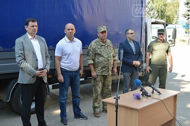 В Краматорск прибыл гуманитарный груз из Латвии для жителей прифронтовой зоны Донетчины (ФОТО), фото-2