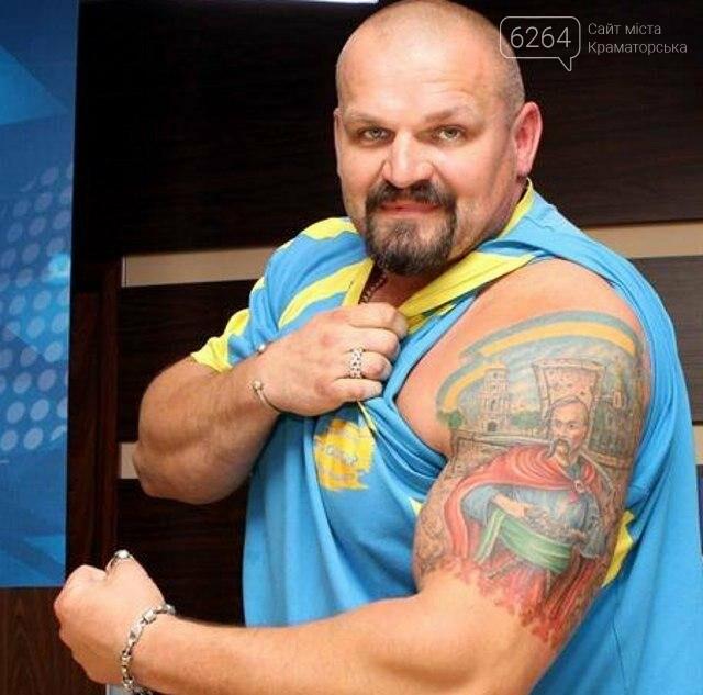 """""""IRON MAN 2019"""":  на выходных в Краматорске будут соревноваться силачи, фото-2"""