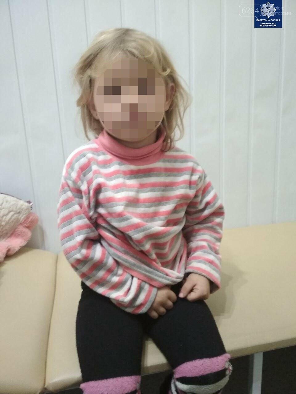 В Краматорске пьяная женщина забыла ребенка в такси, фото-1