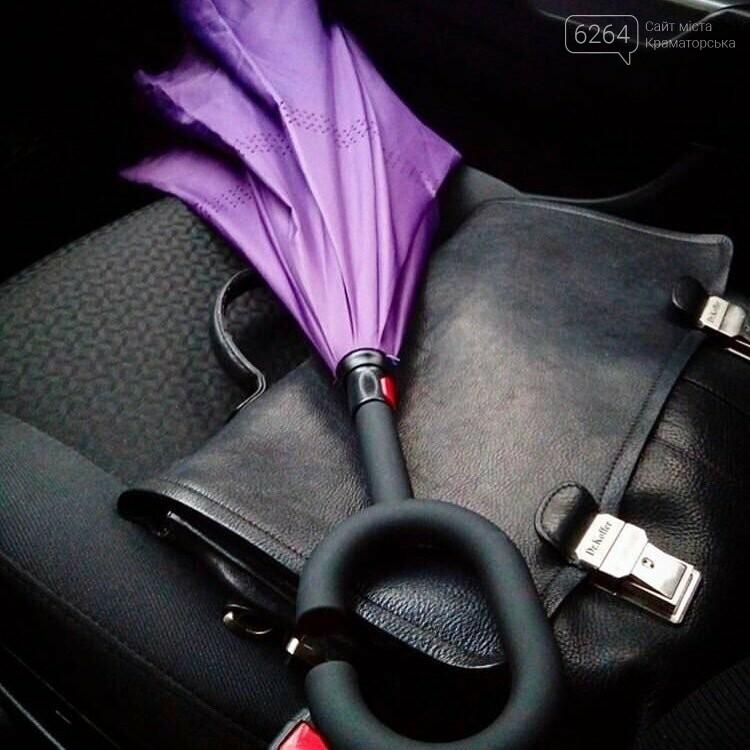 Аксессуар необходимый в любое время года - зонт Up-brella!, фото-4