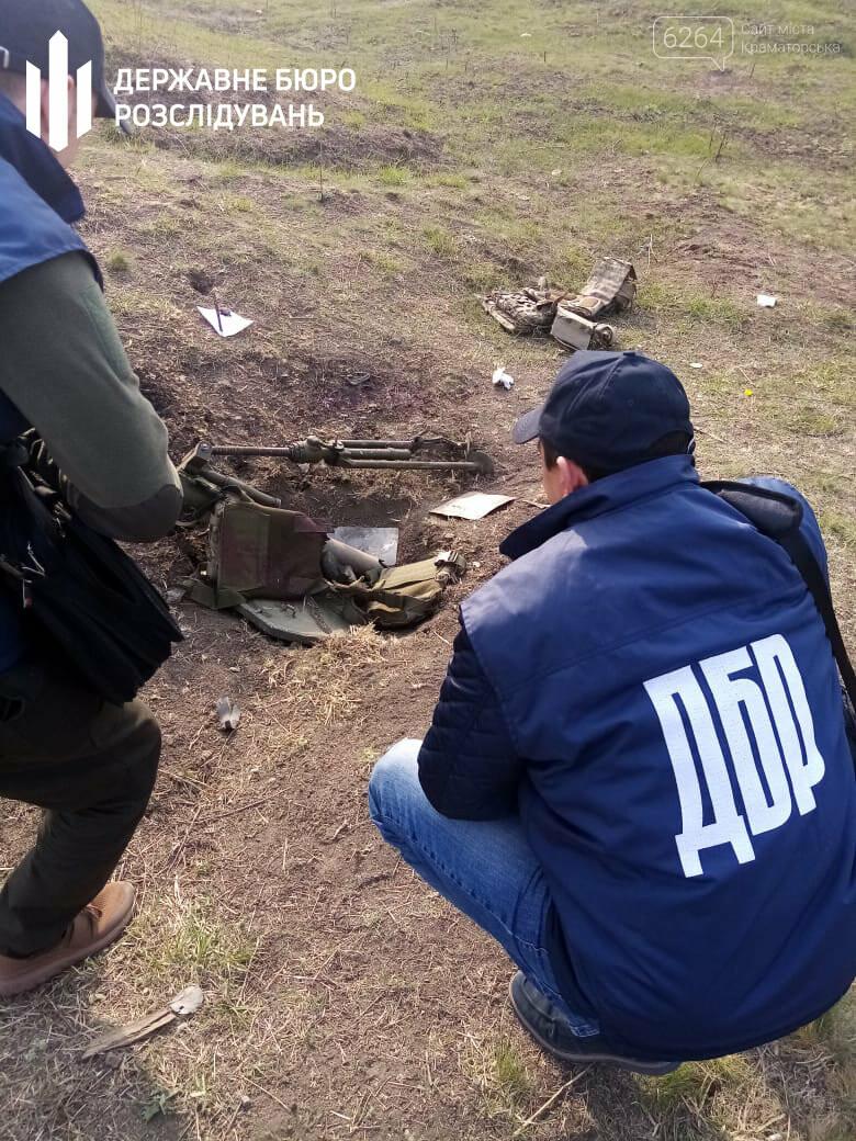 В Донецкой области во время учений взорвался миномет, один военнослужащий погиб, восем ранены - ГБР, фото-1